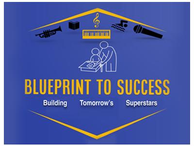 Blueprint to success logo